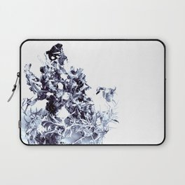 floating roots blue Laptop Sleeve
