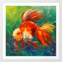 Gold fish by olhadarchuk