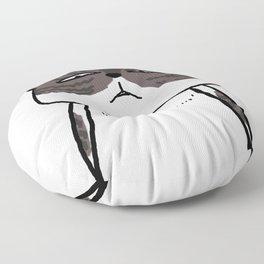 WHAT'S UP Floor Pillow