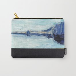 Subway Card Empire State Building No. 1 Carry-All Pouch