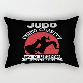 Judo Rectangular Pillow