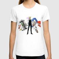 durarara T-shirts featuring Heiwajima Shizuo 3 by Prince Of Darkness