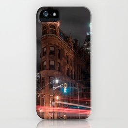 Gooderham Building iPhone Case