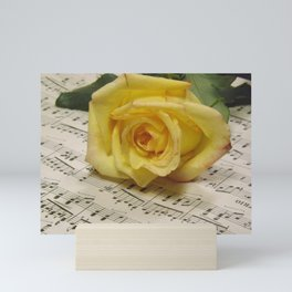 Classical Rose Mini Art Print