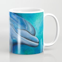 Dolly, The Smiling Dolphin Coffee Mug