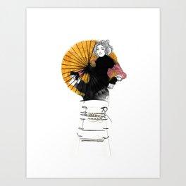 Rodonna Art Print