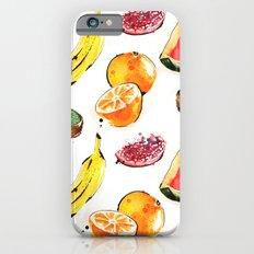 Fruits 2 iPhone 6s Slim Case