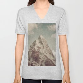 Theme Park Everest Unisex V-Neck