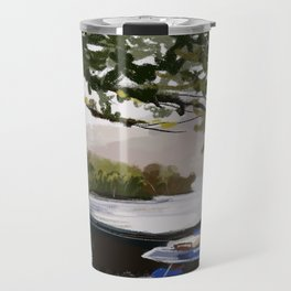 Ballyhaninch Lake Travel Mug