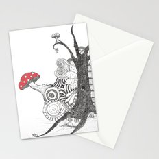 Sleepingland Stationery Cards
