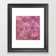 Our Love is Beautiful Framed Art Print