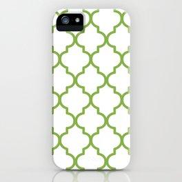 Pantone, Greenery 1 iPhone Case