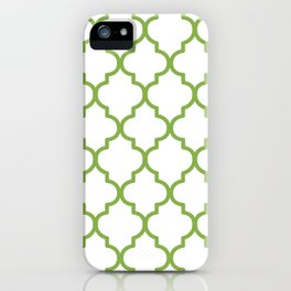 Pantone, Greenery 1 iPhone Case