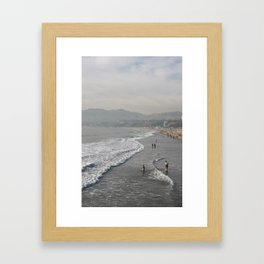 Playa Framed Art Print