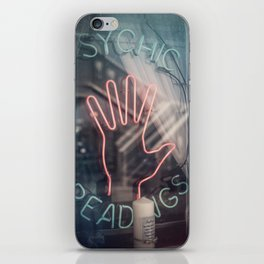 Psychic Readings iPhone Skin