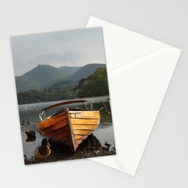 Boat and Duck Stationery Cards