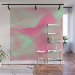 PINK Wall Mural