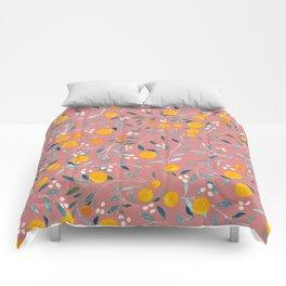 Blorange Comforters