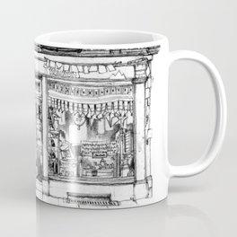 Nomads, Kings Parade, Cambridge, UK. Coffee Mug