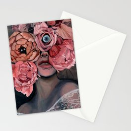 Flora_ii Stationery Cards