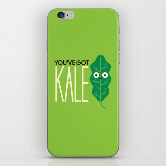 That's a Releaf iPhone & iPod Skin