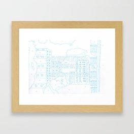 Do you feel like an artist now? Framed Art Print