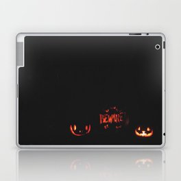 Beware!  Laptop & iPad Skin