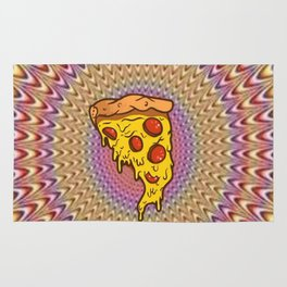 Pizza is your friend Rug