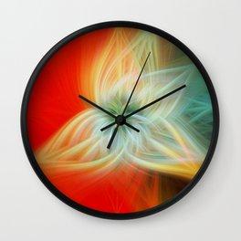 Energy Blossom Wall Clock