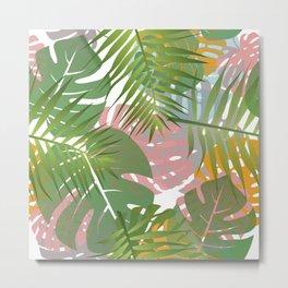 Tropical Morning #society6 #buyart Metal Print