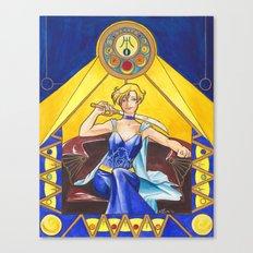 Princess Uranus Canvas Print