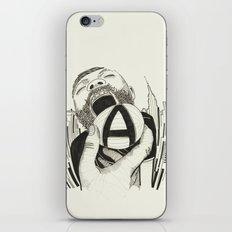 // A    iPhone & iPod Skin