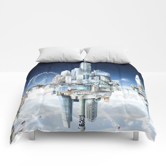 The Towers of London Comforters