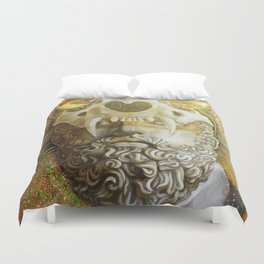 """""""The Protector"""" Duvet Cover"""