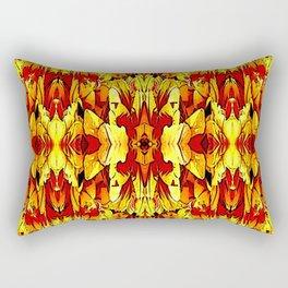 FLOWERS-23 Rectangular Pillow