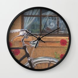 Caffe Italiano Wall Clock