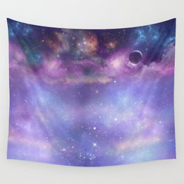 Trip to Neptune Wall Tapestry