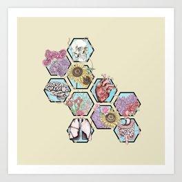 Garden of Health Art Print