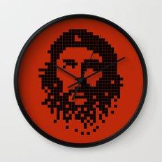 Digital Revolution Wall Clock