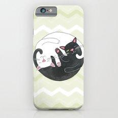 Cat Philosophy iPhone 6s Slim Case