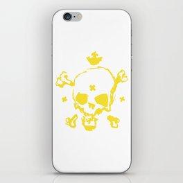 XXX Skull iPhone Skin