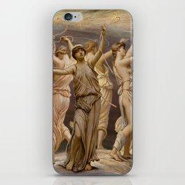 """Elihu Vedder """"The Pleiades"""" iPhone Skin"""