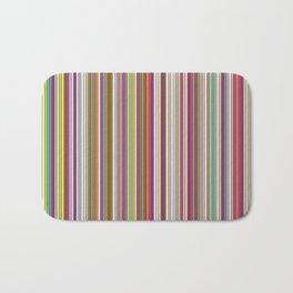 Stripes & stripes Bath Mat