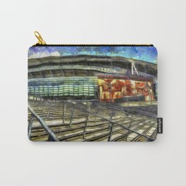 Arsenal FC Emirates Stadium Van Gogh Carry-All Pouch