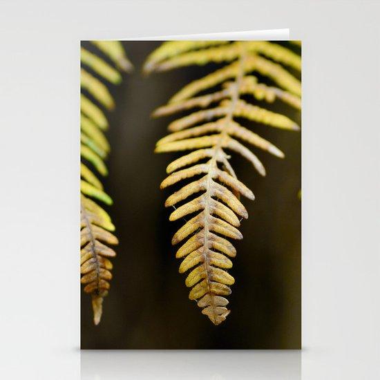 three ferns Stationery Cards