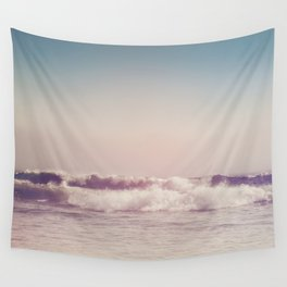 Pacific Waves III Wall Tapestry