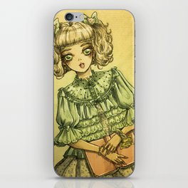 Stories iPhone Skin