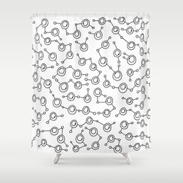 Munnen - Ocean Shower Curtain