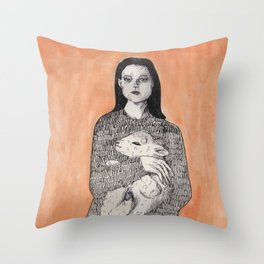 Clarice Throw Pillow