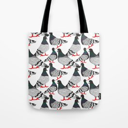 Pigeon Power Tote Bag